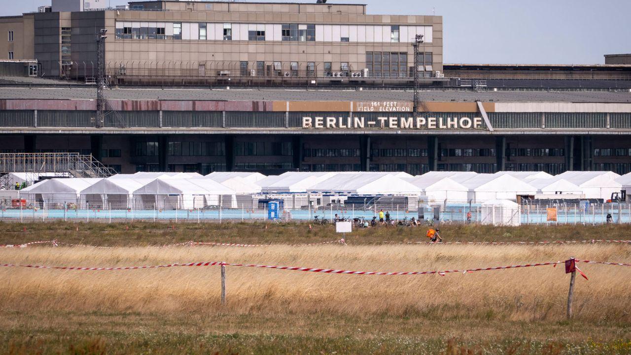 Berlin-Tempelhof - Bildquelle: imago images/Stefan Zeitz
