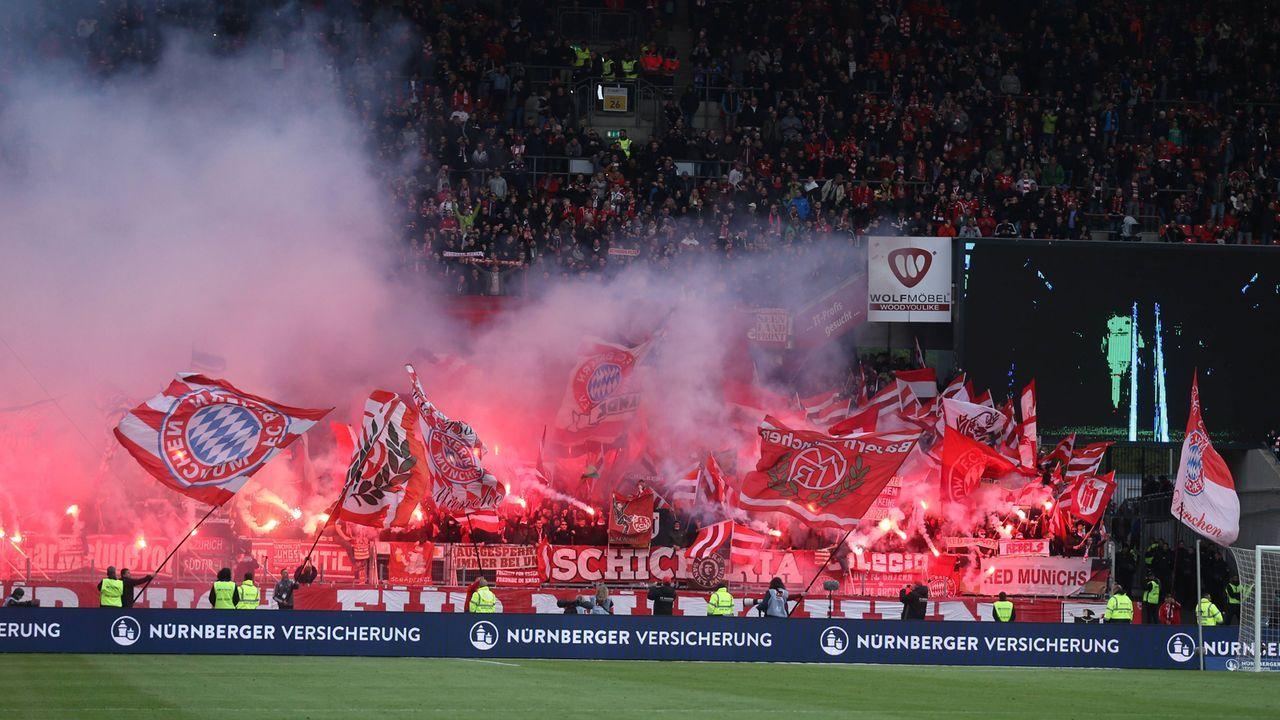 Platz 3: Bayern München - Bildquelle: imago images / Bernd Müller
