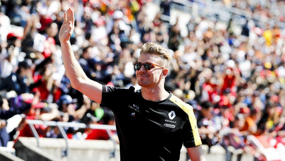 Am Dienstag will Nico Hülkenberg seinen Abschied aus der Formel 1 bekannt ge... - Bildquelle: LAT