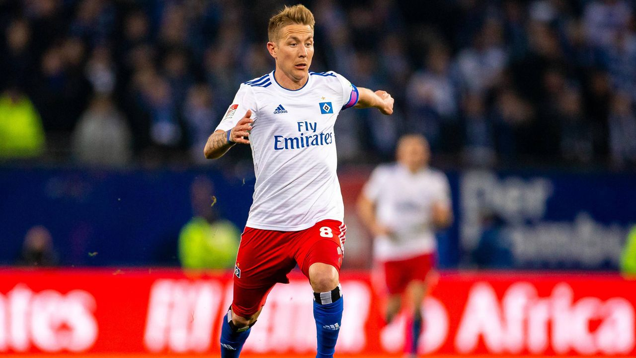 Lewis Holtby (Hamburger SV)