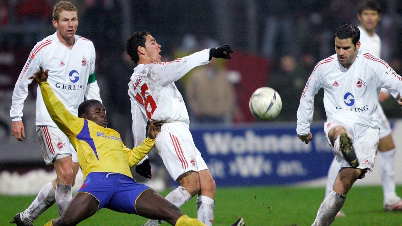 Offensives Mittelfeld: André - Bildquelle: 2007 Getty Images