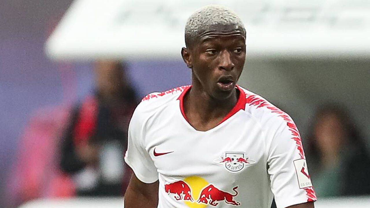 Amadou Haidara (RB Leipzig) - Bildquelle: imago