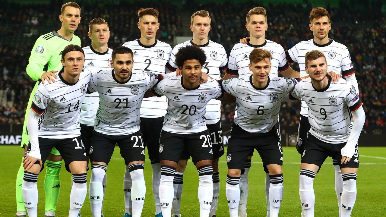 Einzelkritik Deutschland vs. Weißrussland - Bildquelle: Getty