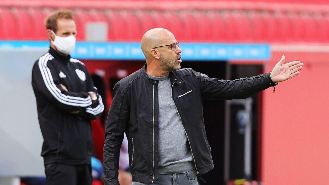 Peter Bosz (Trainer Bayer Leverkusen 04) - Bildquelle: imago