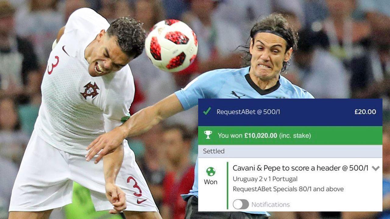 Cavani und Pepe machen Fan reich - Bildquelle: imago/ITAR-TASS