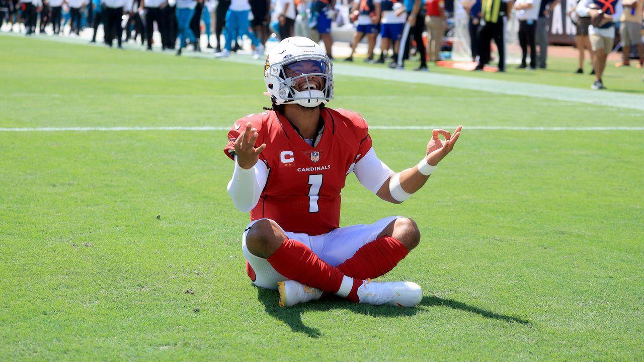 Arizona Cardinals - Bildquelle: 2021 Getty Images