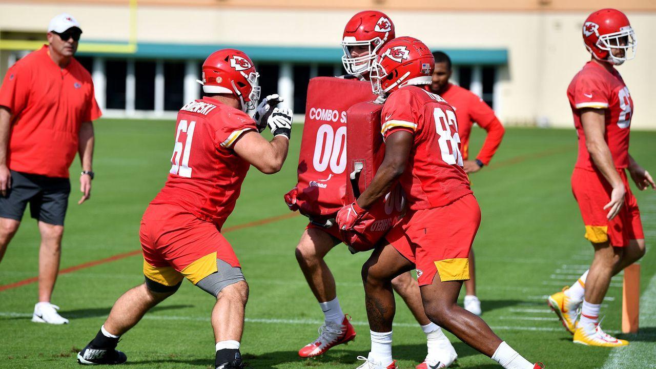 Practice Squad - Bildquelle: Getty Images