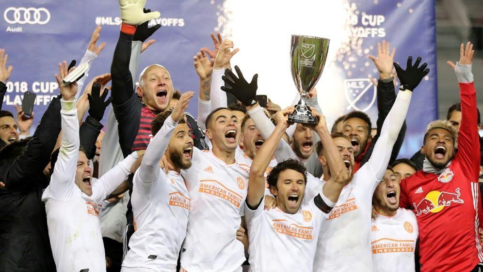 Für Atlanta war es der erste Titel in der MLS - Bildquelle: GETTY IMAGES NORTH AMERICAGETTY IMAGES NORTH AMERICASIDELSA