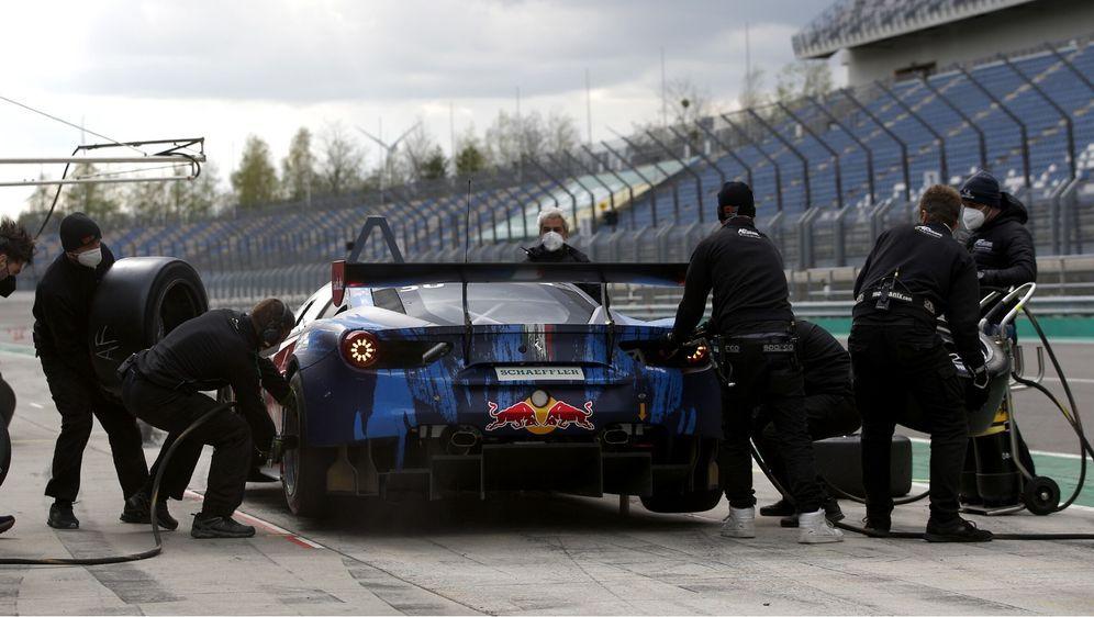Mit welchem Kraftstoff wird die DTM in der erste GT3-Saison starten? - Bildquelle: Motorsport Images