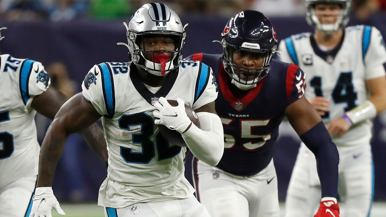 Rushing Offense: Carolina Panthers - Bildquelle: 2021 Getty Images