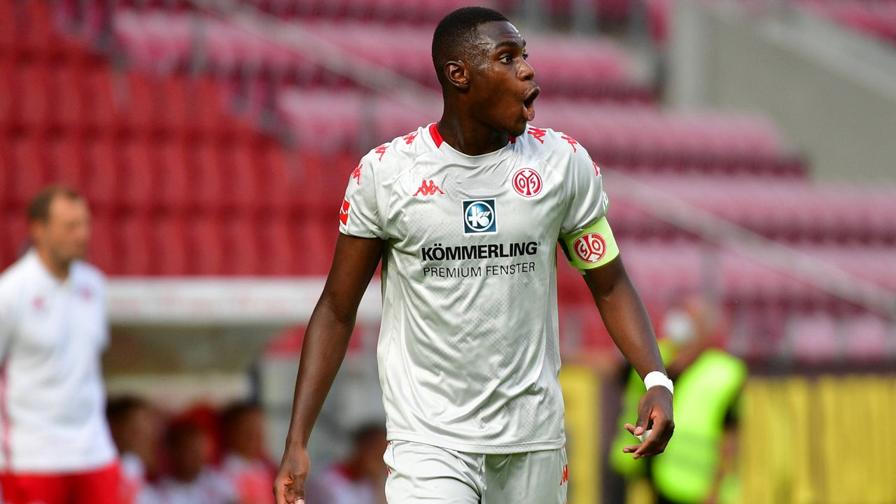 1. FSV Mainz 05: Moussa Niakhate - Bildquelle: imago images