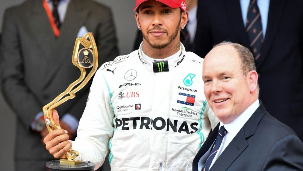 Lewis Hamilton gewinnt den Großen Preis von Monaco - Bildquelle: AFPSIDYANN COATSALIOU
