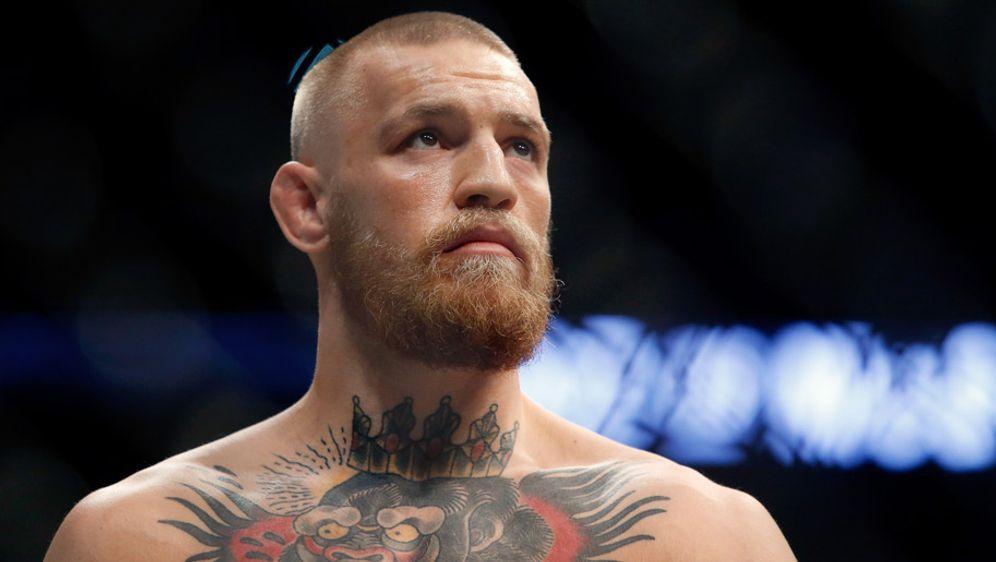 Conor McGregor hatte sich mal wieder nicht unter Kontrolle - Bildquelle: Getty Images