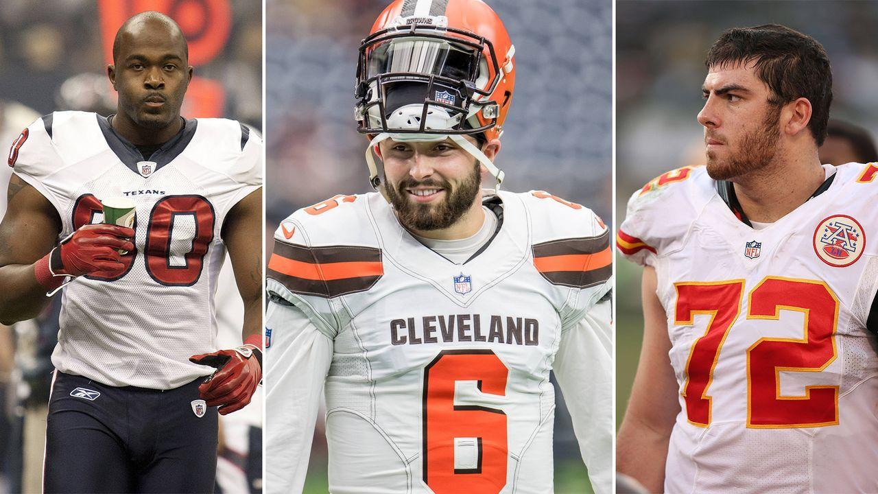 NFL: Die Nr.1-Draft-Picks seit 2000 - Bildquelle: imago