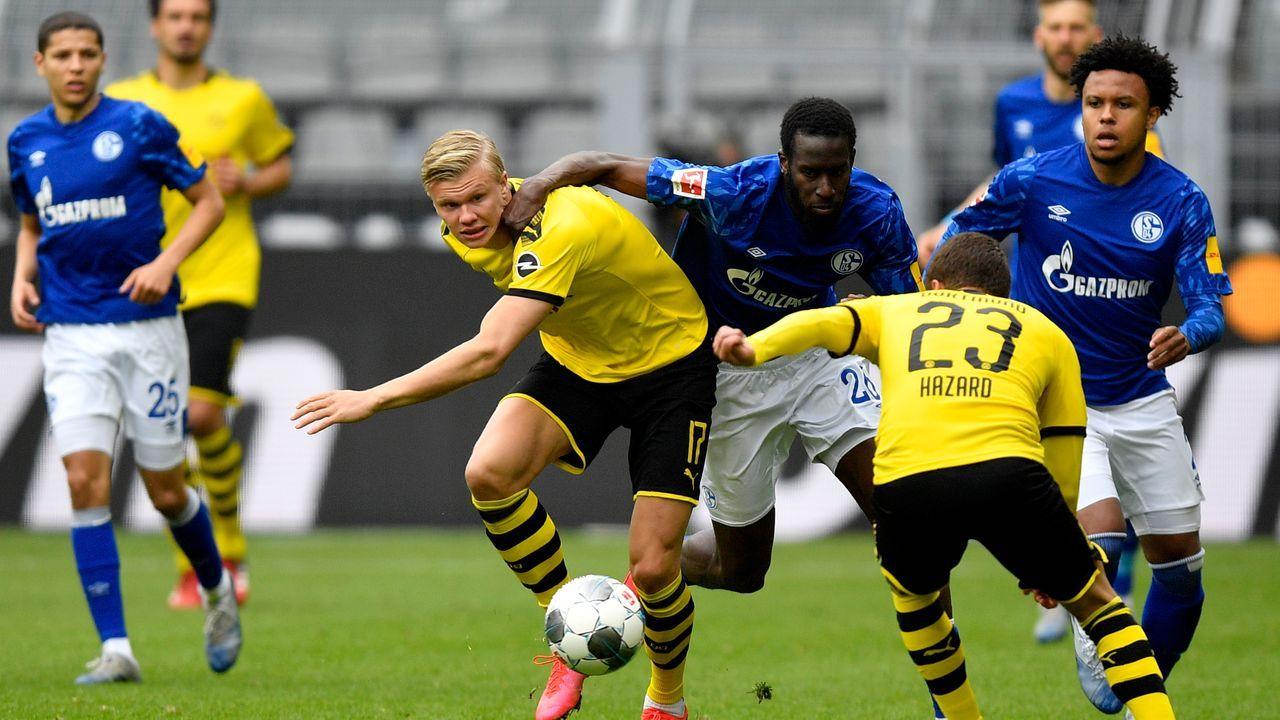 Fc Schalke Spielplan