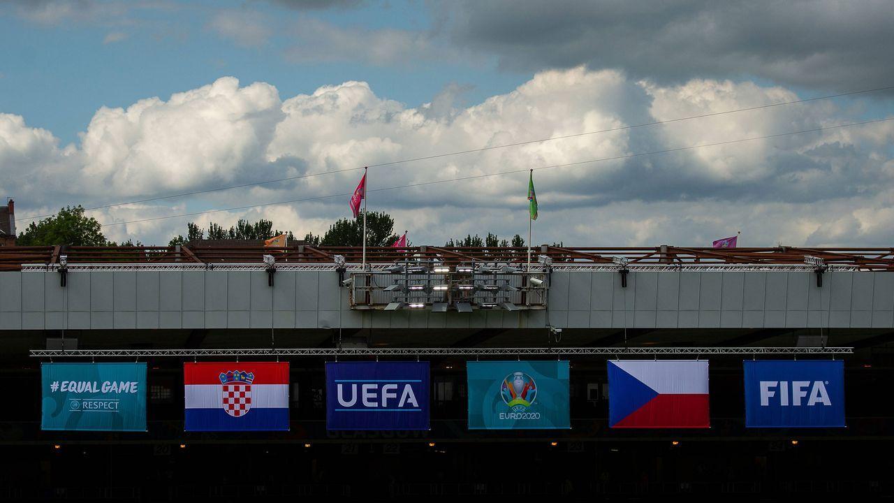 18:00 Uhr: Kroatien vs. Tschechische Republik - Bildquelle: imago images/Action Plus