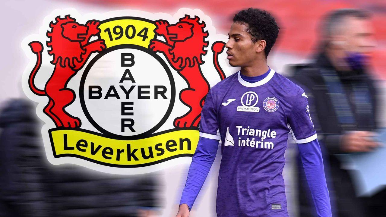 Amine Adli (Bayer 04 Leverkusen) - Bildquelle: imago images/PanoramiC
