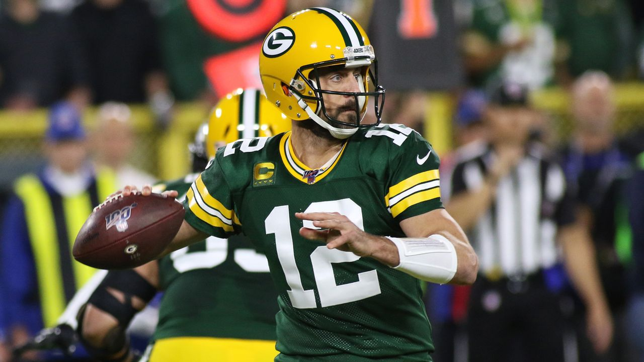 7. Spieltag - Aaron Rodgers (Green Bay Packers) - Bildquelle: imago images/Icon SMI