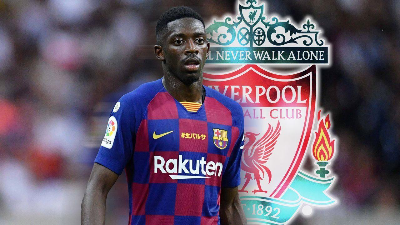 Ousmane Dembele (FC Barcelona) - Bildquelle: Imago