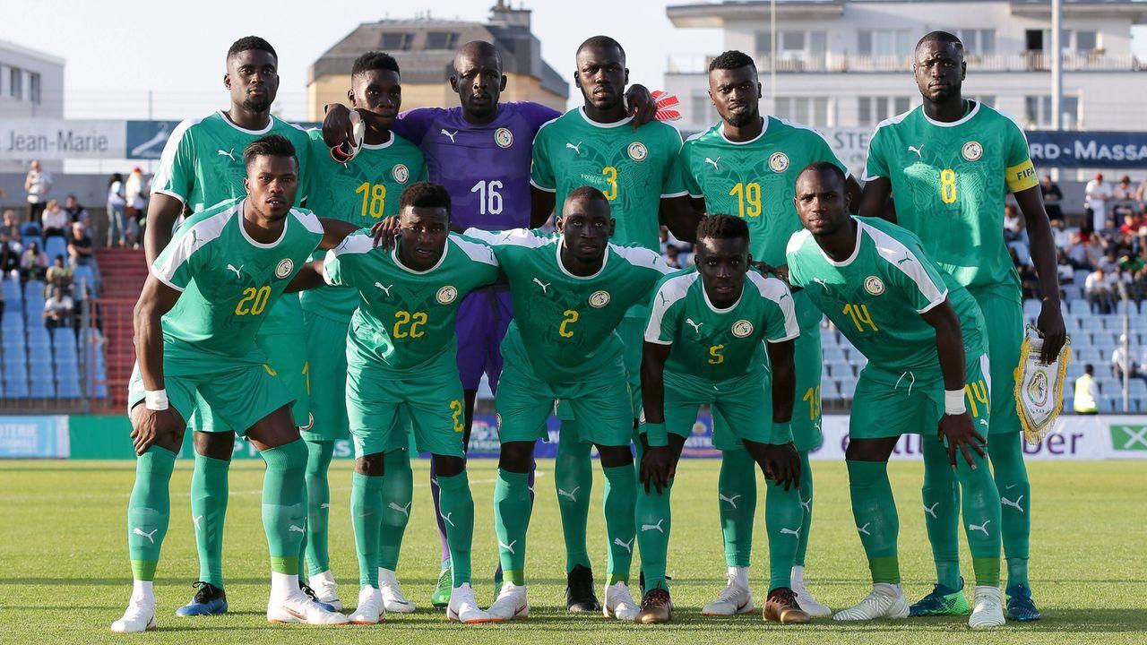 Senegal: 26,7 Jahre - Bildquelle: Imago