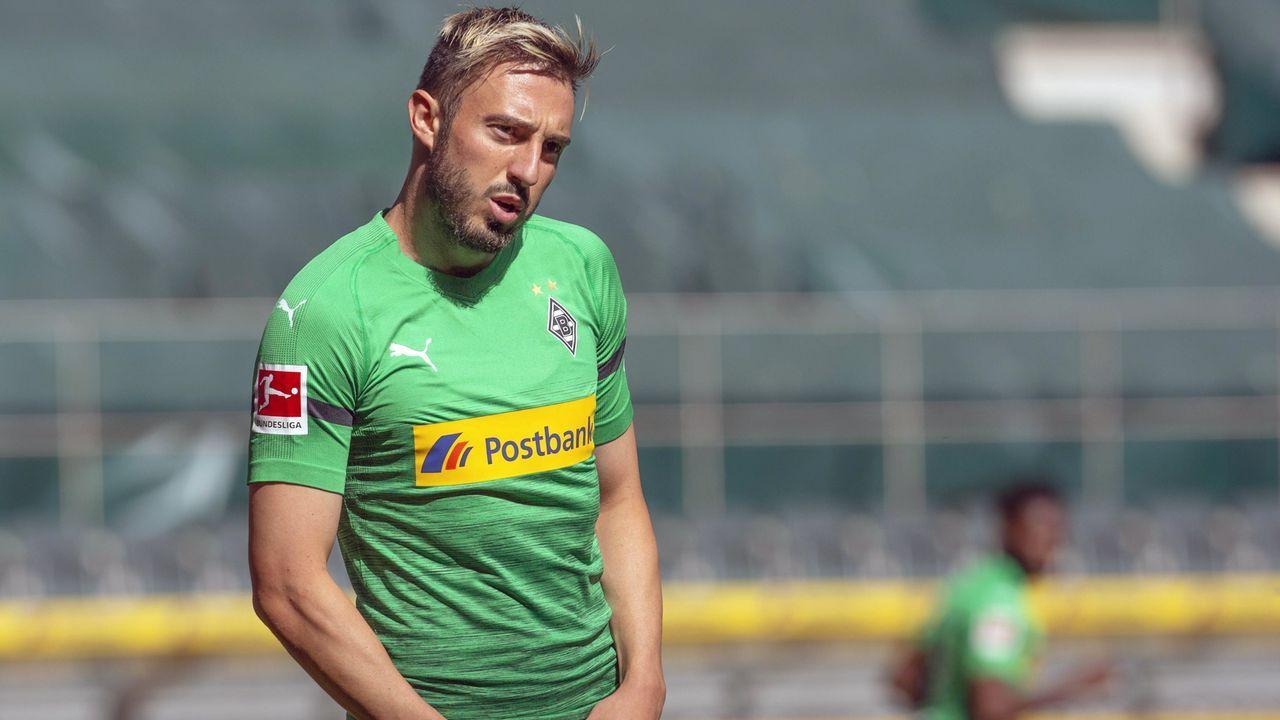 Josip Drmic (Borussia Mönchengladbach) - Bildquelle: imago/DeFodi