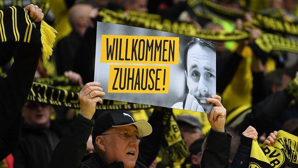 Neven Subotic wird in den Herzen der Dortmunder Fans vermutlich immer einen ... - Bildquelle: imago/Chai v.d. Laage