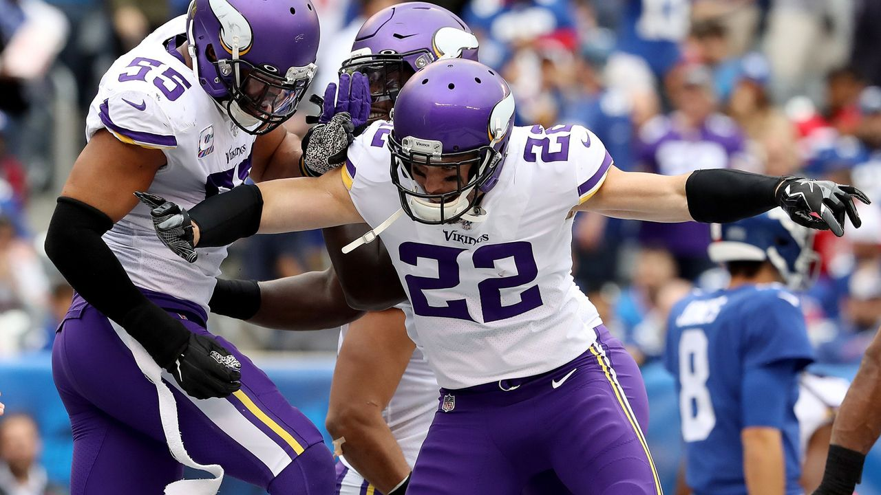 Minnesota Vikings - Bildquelle: getty