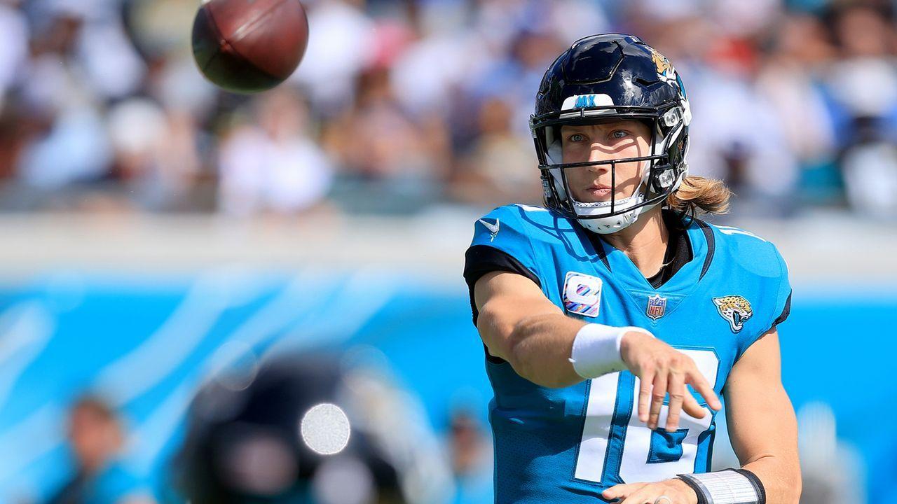 Draft-Pick 1: Jacksonville Jaguars - Bildquelle: 2021 Getty Images