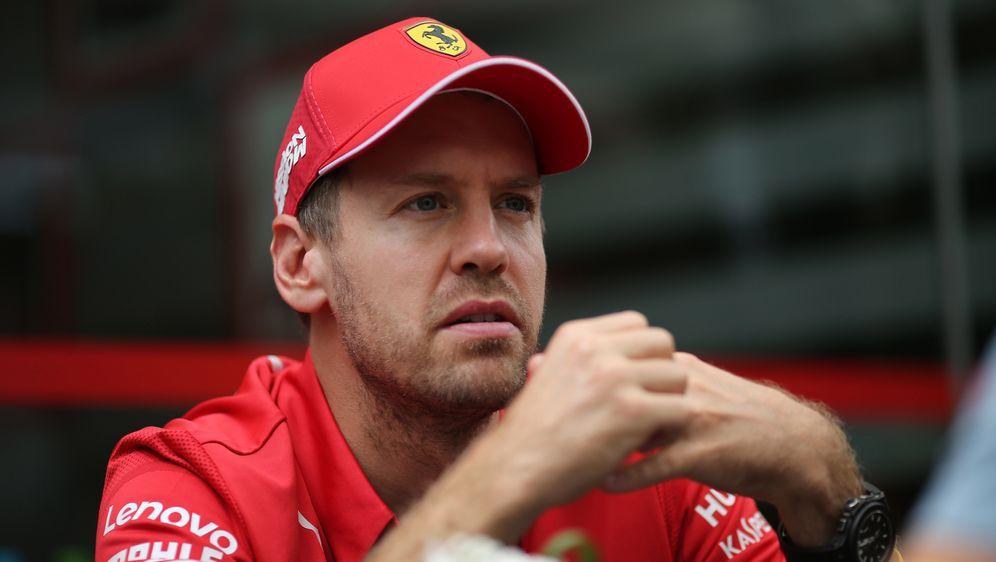 Vettel weist Schummel-Vorwürfe von Verstappen zurück - Bildquelle: imago