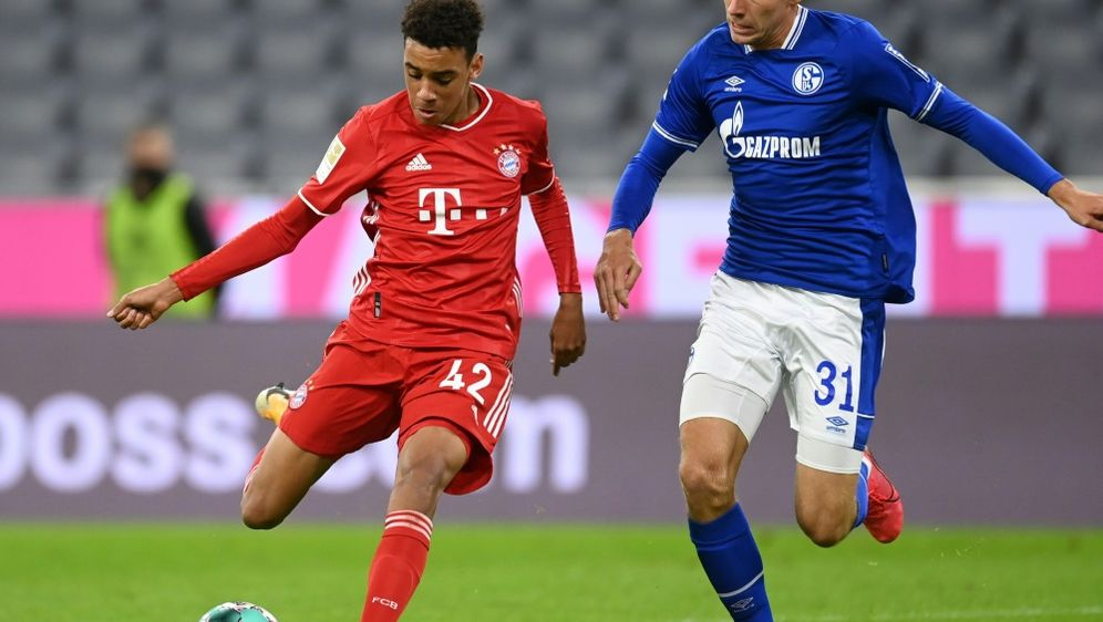 Jamal Musiala ist Bayern Münchens jüngster Torschütze - Bildquelle: AFPAFPCHRISTOF STACHE