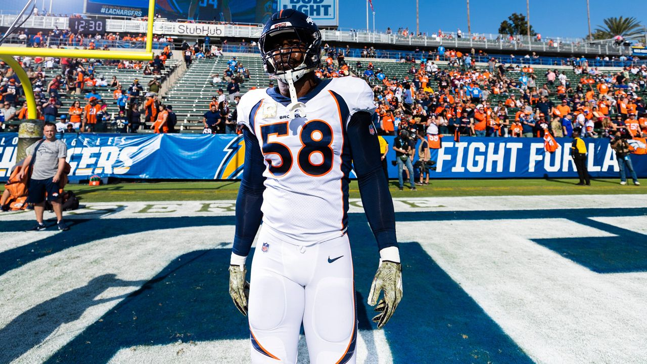 Denver Broncos: Von Miller (Outside Linebacker) - Bildquelle: imago/Icon SMI