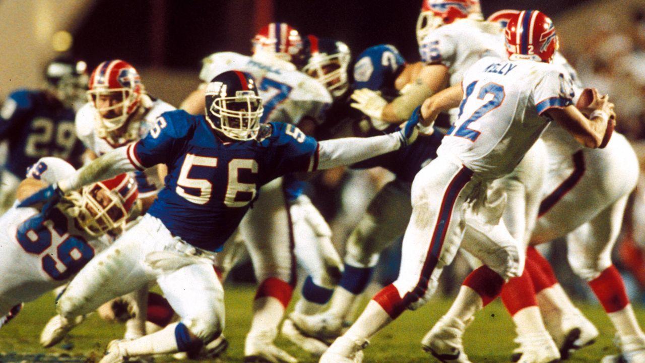 New York Giants: 10 Siege (1990) - Bildquelle: imago