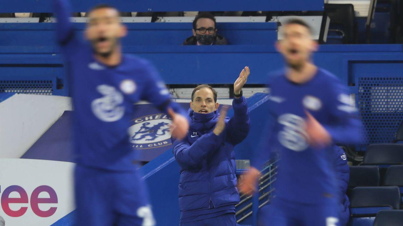 FC Chelsea: So lief das Debüt von Coach Thomas Tuchel - Bildquelle: imago images/PA Images