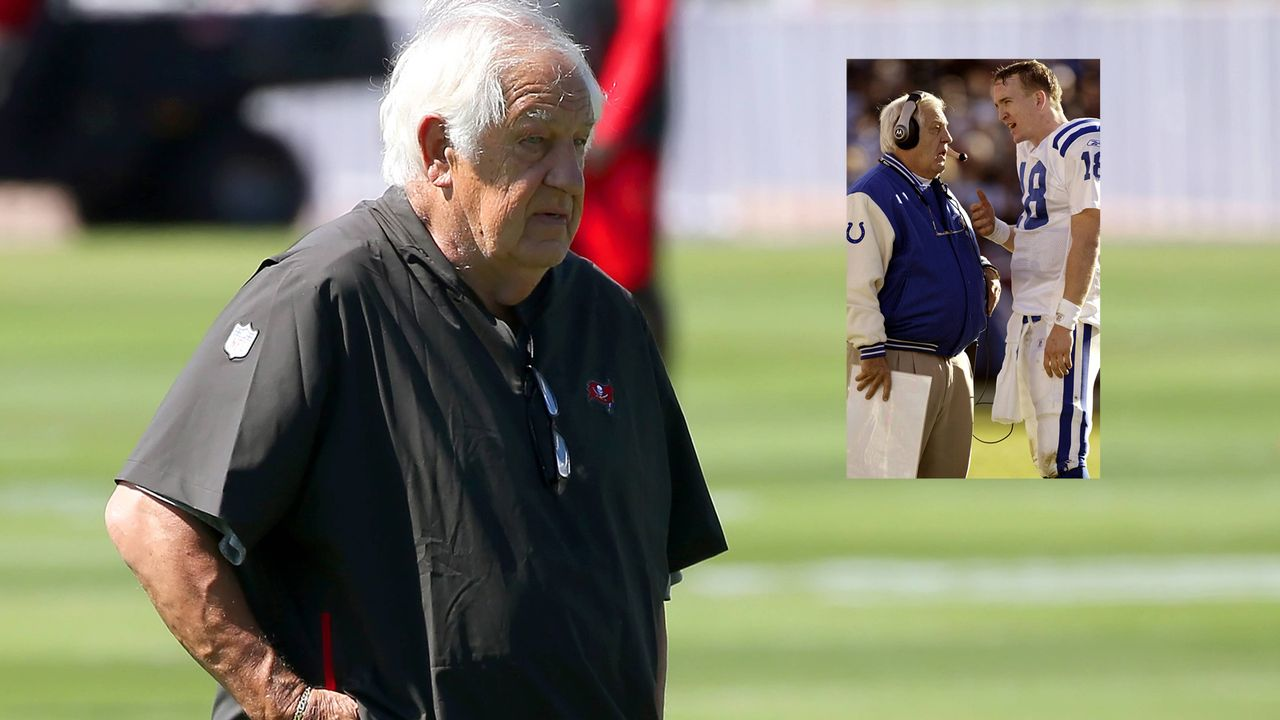 Bucs-Coach Tom Moore: Mit 82 Jahren vor viertem Super-Bowl-Sieg - Bildquelle: imago images / Icon SMI