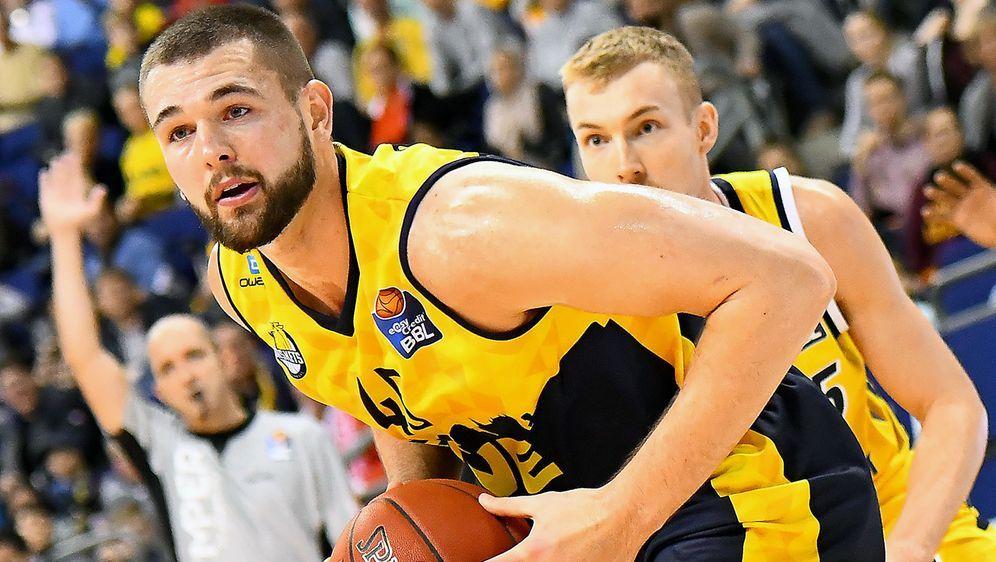 EWE Baskets Oldenburg sind lange ohne Nathan Boothe - Bildquelle: Imago