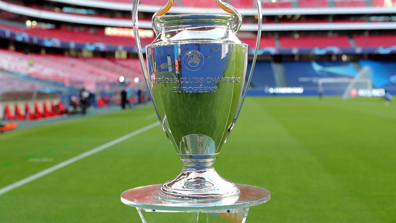 Champions-League-Auslosung: alle Achtelfinal-Paarungen im Überblick - Bildquelle: getty