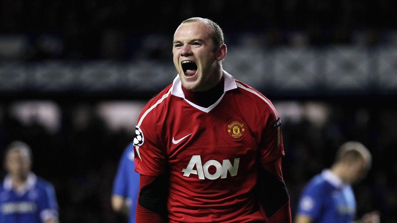 2010: Wayne Rooney - Bildquelle: 2010 Getty Images