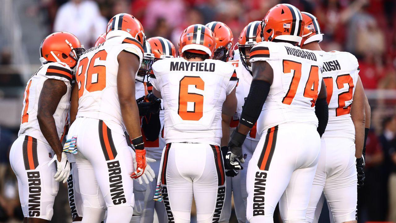 Pick 10: Cleveland Browns - Bildquelle: 2019 Getty Images