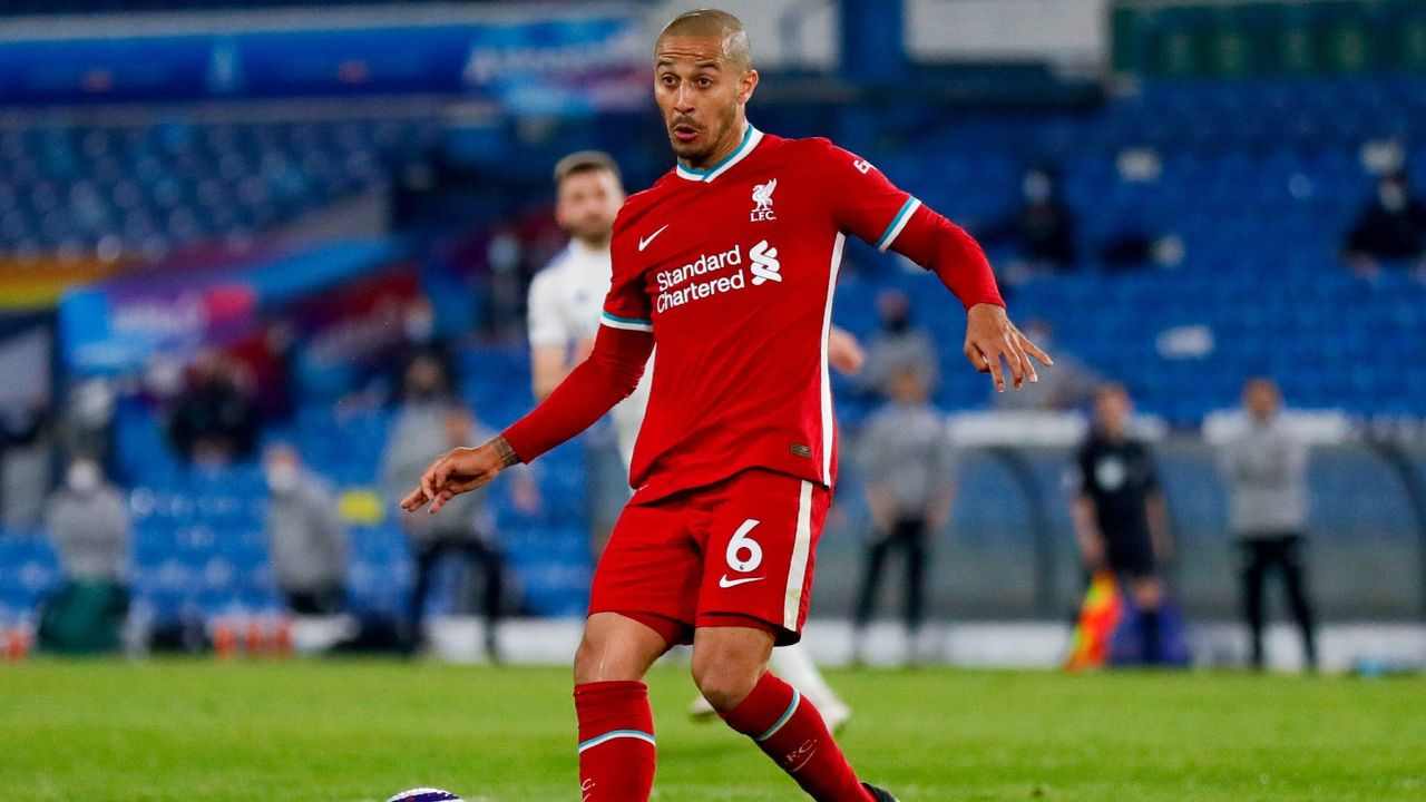 Thiago Alcantara (FC Liverpool) - Bildquelle: Imago