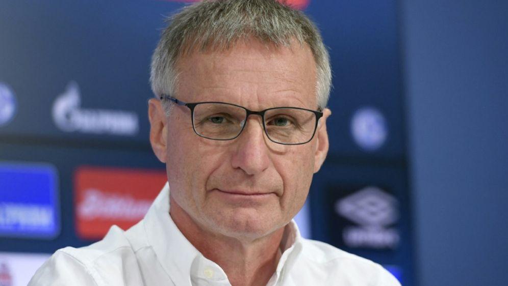 Michael Reschke lobt Trainerverpflichtung von Schalke - Bildquelle: AFPSIDINA FASSBENDER