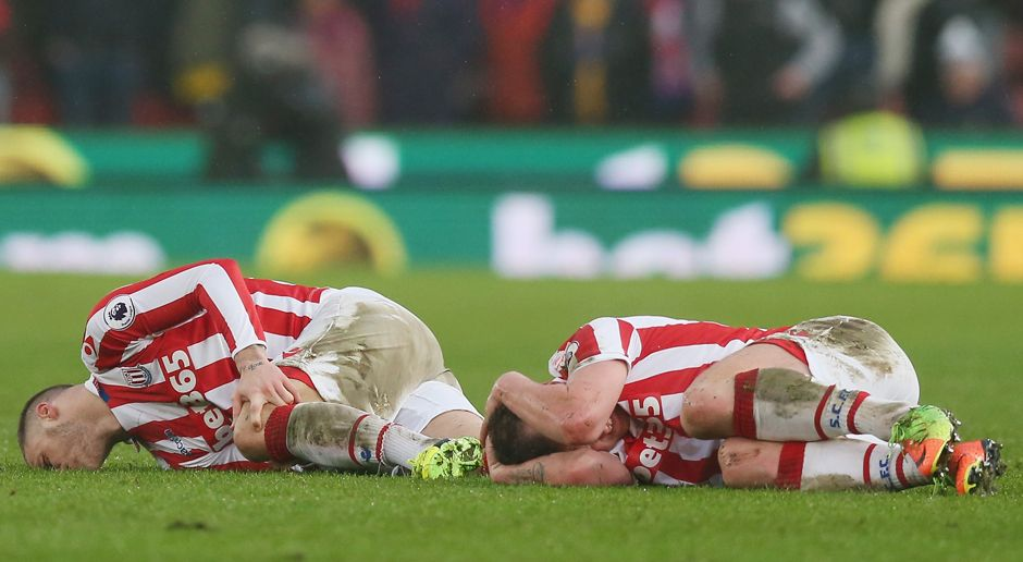 Platz 15: Stoke City - Bildquelle: 2017 Getty Images