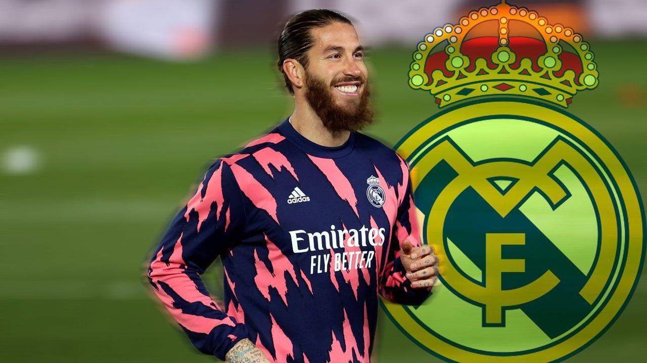 Sergio Ramos (Real Madrid) - Bildquelle: imago images