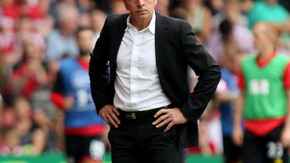 Claude Puel ist neuer Trainer von Saint-Etienne - Bildquelle: FIROFIROSID