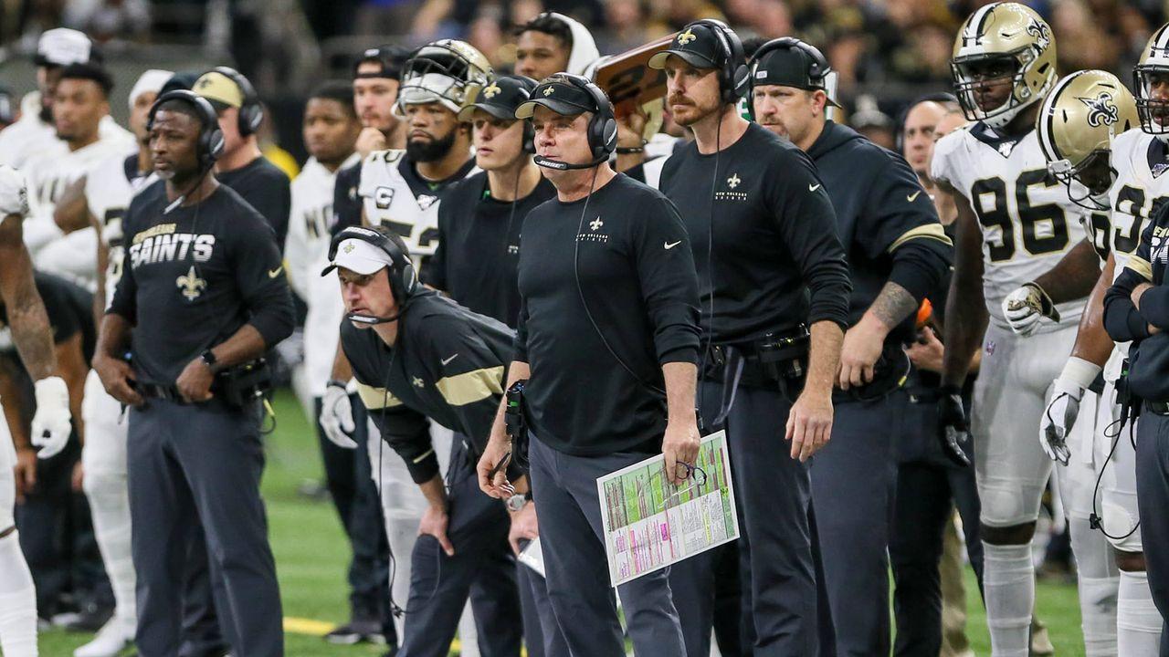 New Orleans Saints  - Bildquelle: imago images/ZUMA Press