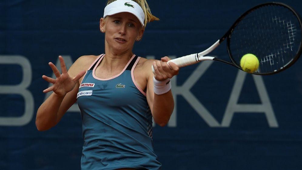 Jil Teichmann gewinnt das WTA-Turnier in Prag - Bildquelle: AFPSIDMichal CIZEK