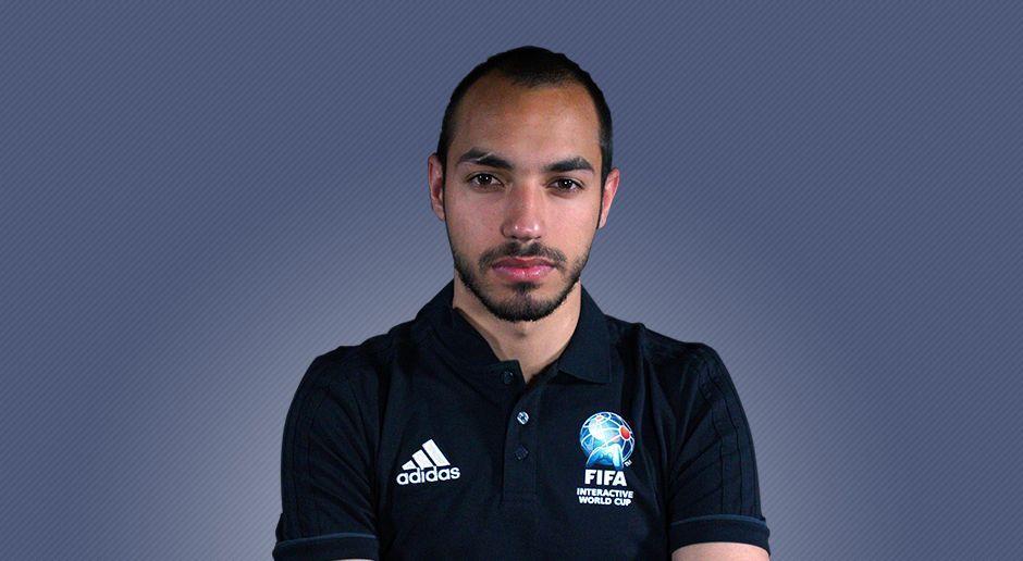 "Mohammed ""Mo"" Harkous (Deutschland) - Bildquelle: FIFA"