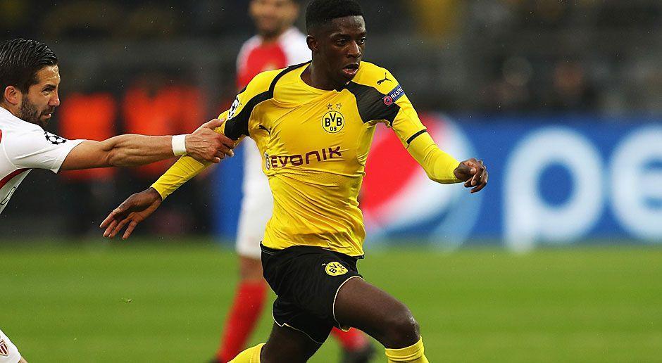 Ousmane Dembele - Bildquelle: Getty Images