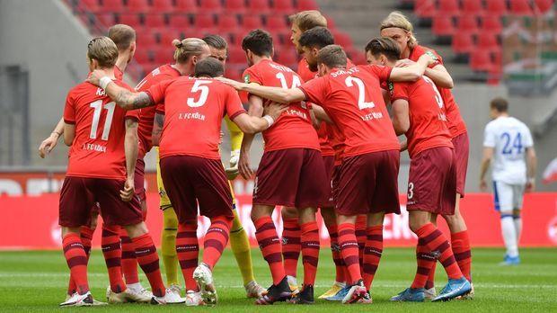 2. Bundesliga Heute Ergebnisse