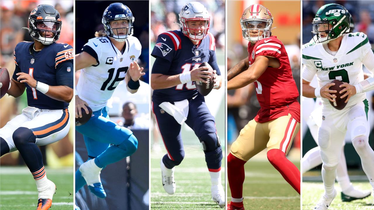 Verlierer: Alle Rookie-Quarterbacks - Bildquelle: Getty Images