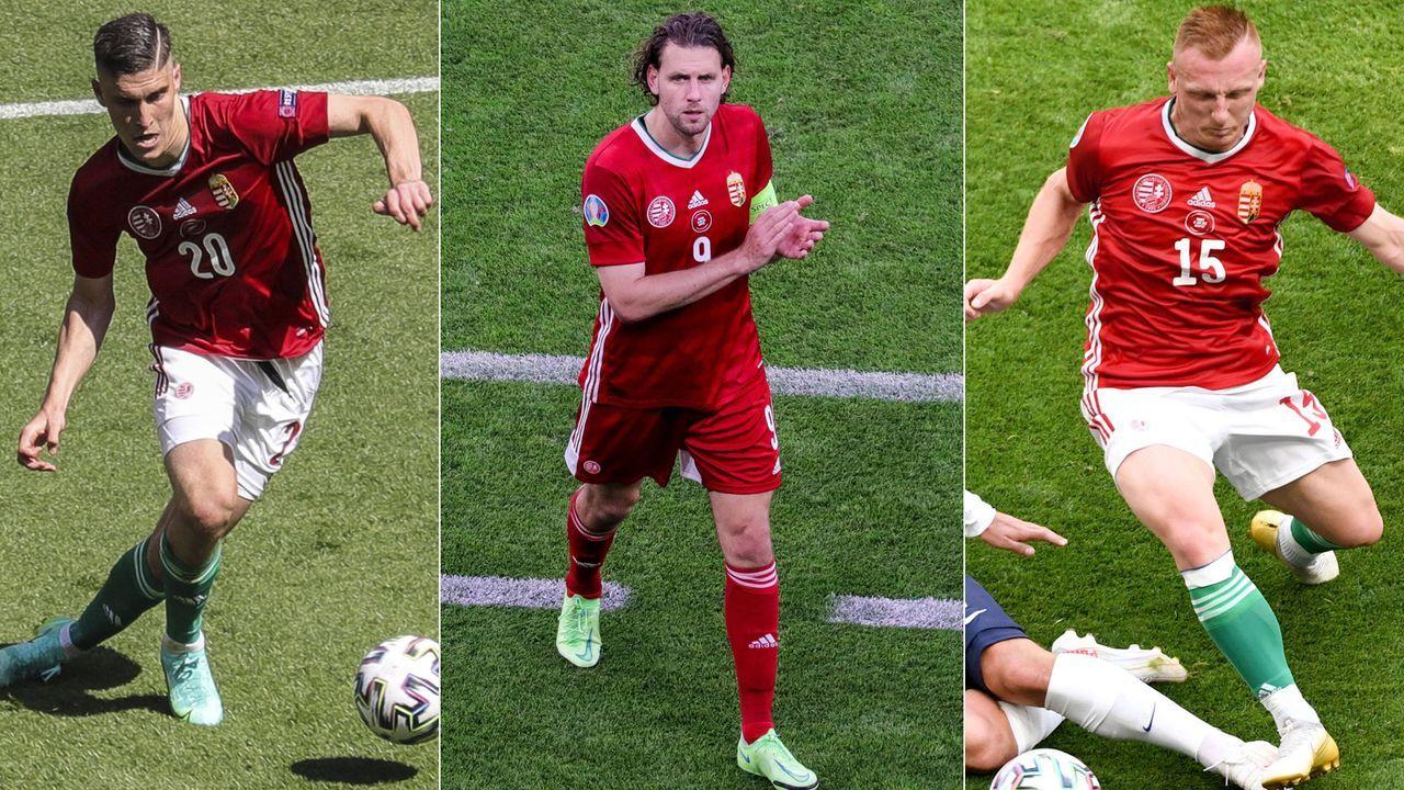 Das sind die Schlüsselspieler von Deutschlands Gegner Ungarn